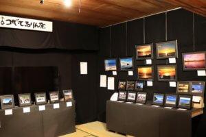 祈りの海願いの祭 写真展 上野 八重山そば みやら製麺 2F てるりん館東京